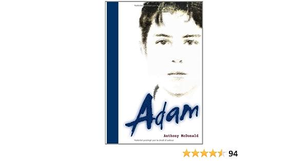 Read Adam By Anthony Mcdonald