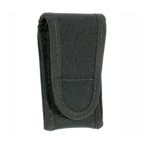 - BLACKHAWK! Traditional Black Cordura Small Mag/Folding Knife Case