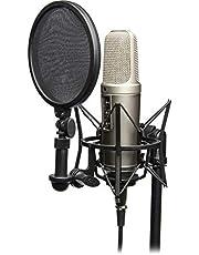 Rode NT2A Aniversario Vocal Multi-Patrón Micrófono Condensador Dual Paquete