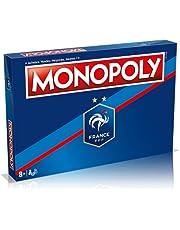 Monopoly FFF Federation Frankrijk voetbal
