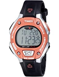 Timex Mens T5K311 Ironman 30-Lap Resin Strap Digital Watch