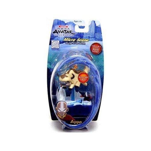 (Avatar the Last AirbenderÿWater Series Micro Scene Mini Figure Appa)
