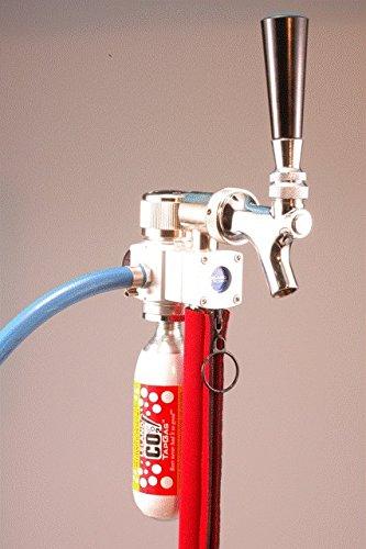 Leland Mr. Fizz CO2 Picnictap Keg Dispenser Kit Assembled by Leland
