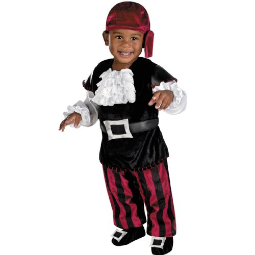 Puny Pirate Costumes (Puny Pirate Infant Costume)