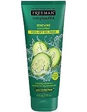 Freeman Beauty Feeling Beautiful Cucumber Peel-Off Gel Mask, 175 Milliliters