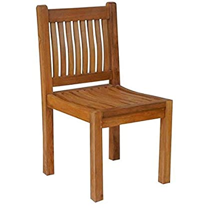 Amazon Com Darby Home Co Hand Painted Teak Wood Patio