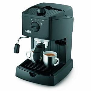 Delonghi EC146.B Machine a cafe expresso et cappuccino Solo Pompe Café Moulu 1 L 1100 W