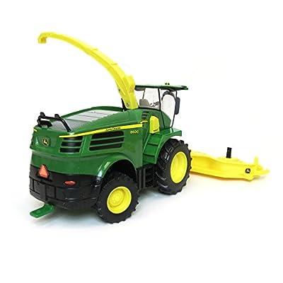 ERTL John Deere 8600 Self Propelled Forage Harvester: Toys & Games