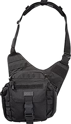 5.11 Tactical PUSH Pack, Utility Sling Bag for Responders, Style 56037