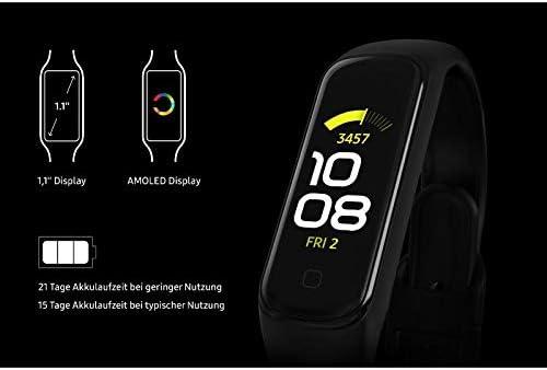 Media Markt - SAMSUNG Galaxy Fit2 Fitnesstracker in Schwarz für nur 32,40€ inkl. Versand