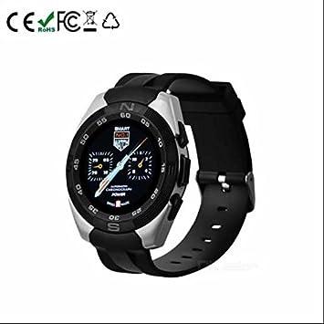 Smartwatch con Cámara, Workout Monitor con Pantalla Táctil ...