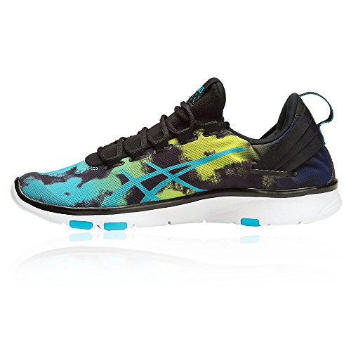 Asics Damen Gel-fit Sana 2 Gymnastik Nero