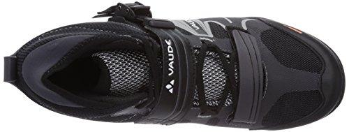 VAUDE Taron Sympatex Mid AM - Zapatillas de ciclismo, unisex Schwarz (black 010)