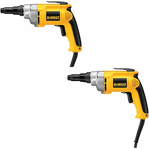 DeWalt DW268 Versa-Clutch Screwdriver & DeWalt DW269 VSR Screw Gun Power Tool