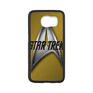 Star Trek for Samsung Galaxy S6 Cell Phone Case & Custom Phone Case Cover R45A649786