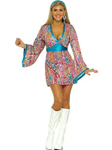 Forum Novelties Wild Swirl Dress Costume,