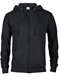 "<span class=""a-offscreen"">[Sponsored]</span>Hoodies For Men Lightweight Heather French Terry Fleece Full Zip Hoodie Hooded Sweatshirt"