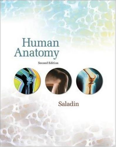 Download By Kenneth Saladin Human Anatomy (2nd Second Edition) [Hardcover] ebook
