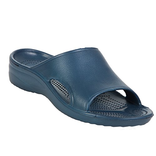 DAWGS Women's Ladies Slide Sandal,Navy,10 M US from DAWGS