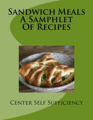 Sandwich Meals A Samphlet Of Recipes pdf