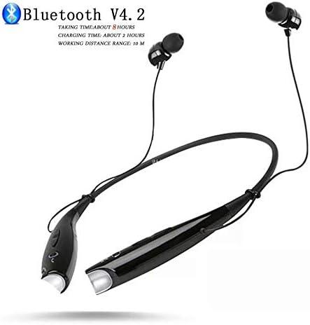 b0971465709 Stealkart Active Noise Cancelling Headphone Bluetooth Headphones Microphone  Hi-Fi Deep Bass Wireless Headphones On Ear Travel Work TV Computer Phone  with Tf ...