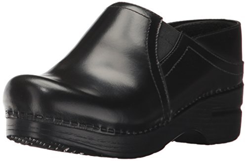 - Dansko Women's Pepper Mule, Black Cabrio, 38 EU/7.5-8 M US