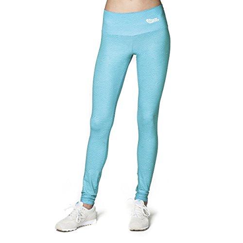Horsefeathers Mujer Leggings Rhythm Azul - azul