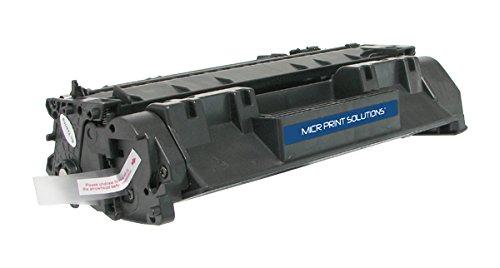 (Recreated Cartridges HP CE505X(M) | Black OEM MICR Cartridge 6,500 Pages for MICR High Yield Toner Cartridge for HP LaserJet P2055 series printers)
