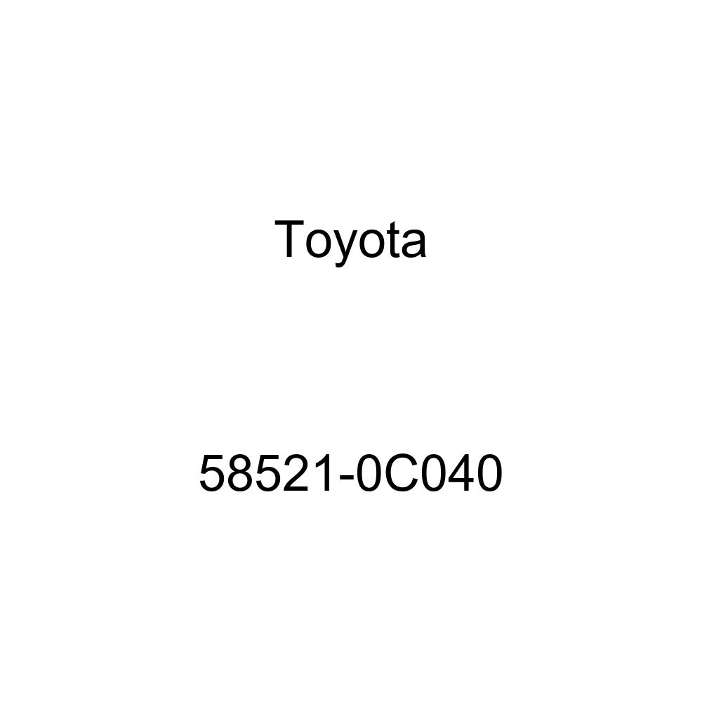 TOYOTA 58521-0C040 Floor Carpet Hook