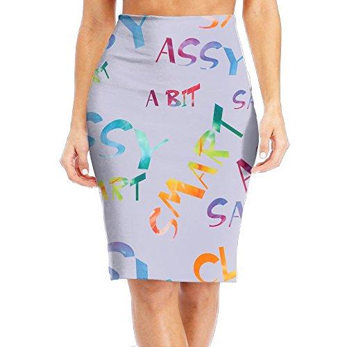 Sassy Stretch Skirt - 9