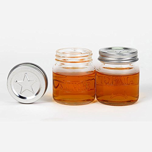 the slinger shot glasses set mini mason jars with lids 5 pack new ebay. Black Bedroom Furniture Sets. Home Design Ideas