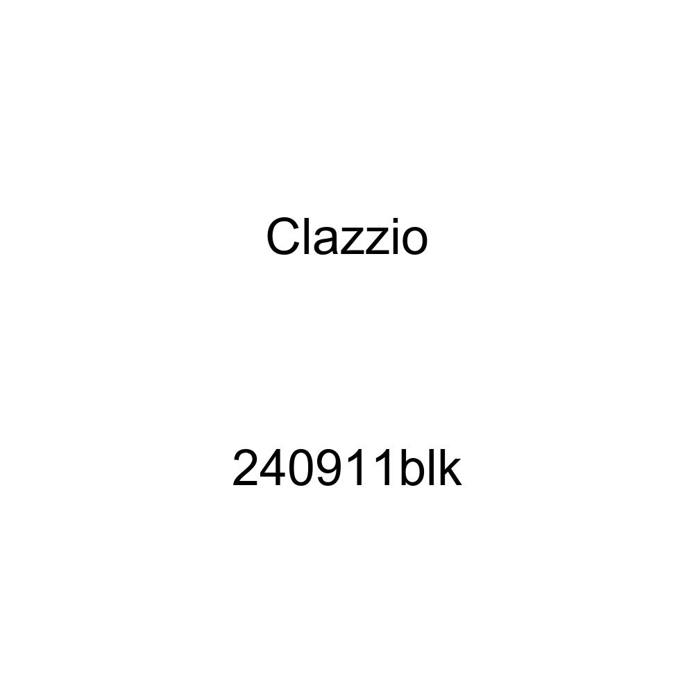 Clazzio 240911blk Black Leather Front Row Seat Cover for Toyota Sienna L//LE
