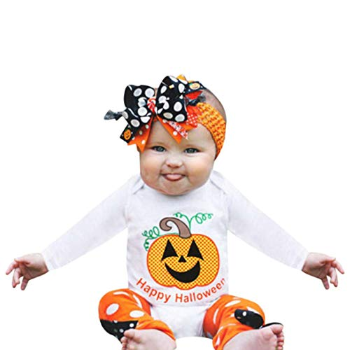 dallas cowboy baby clothes nb baby boy clothes gap clothes for baby girls Infant Toddler Baby Girls Pumpkin Romper Party Halloween Clothes Jumpsuit baby wearing clothes baby girl dresses with price ()