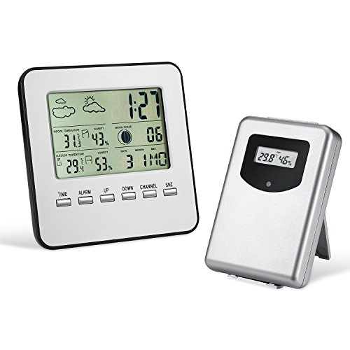 Wireless Amir Forecaster Thermometer Humidity