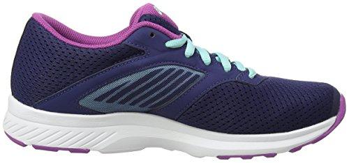 Azul Mujer Asics Deporte De Para Zapatillas Fuzor qpwYg