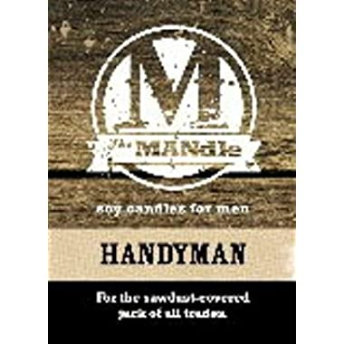 HANDYMAN - The MANdle Scented Candle by Eco Candles