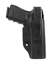 Blade-Tech Industries Klipt Glock 43 IWB Holster, Black, Right