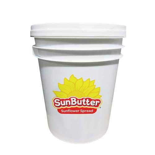 SunButter Natural Crunch Sunflower Spread, 26 Pound -- 1 each. by SunButter