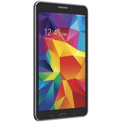 Samsung Galaxy Tab 4 4G LTE Tablet 8-Inch 16GB - Black (Verizon Wireless) (Renewed) (Tablet Samsung Galaxy 4 Phone)