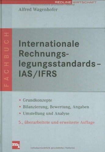 Internationale Rechnungslegungsstandards - IAS /IFRS