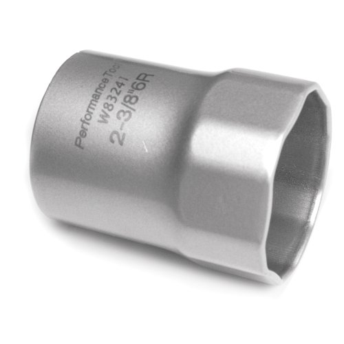 Performance Tool W83241 1/2 Drive Rounded Lock Nut Socket, 2-3/8