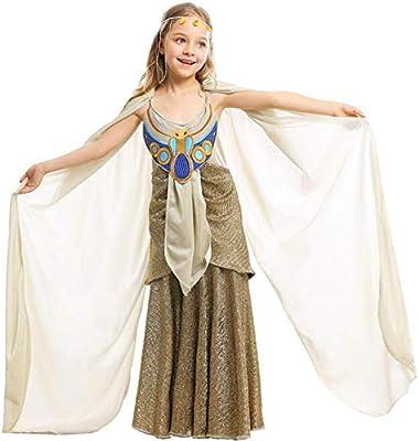 Amazon.com: C&NN - Disfraz de faraón egipcio para Navidad ...