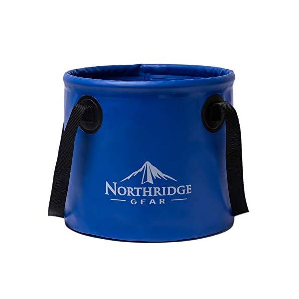 41onUM2pGVL Falteimer Faltschüssel Spülschüssel   Camping Angeln Garten Party   Einsetzbar als Faltbare Wasch-Schüssel…