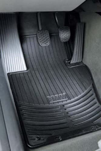 Amazon Com Bmw Genuine Rubber Mat Black Front E46 325xi 330xi Xi