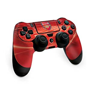 Arsenal Fc PS4 Controller Skin Sticker Cover: Amazon.co.uk