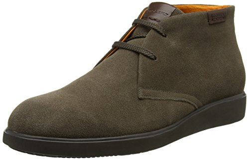 Marrone Uomo 1a09 Desert Velour Stonefly 6 Bison Stivali Boots Town wYqaOq0