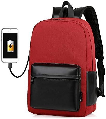 """Poooooi Laptop Rucksack Schultasche Wochenende Gepäcktasche Travel Business Bag 30"""" Verschleißfesten Wasserdichten Männer Und Frauen Rucksack"""