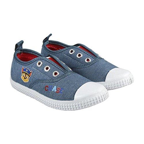Cerdá Jungen Sneaker Weiß Blau