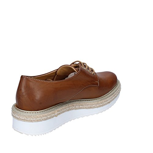 OLGA Piel de de Zapatos Sint Cordones RUBINI rxqrvCwA