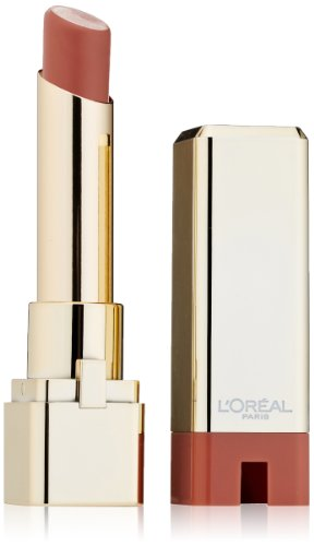 (L'Oreal Paris Colour Caresse Lipstick by Colour Riche, Sheer Linen, 0.10 Ounces)